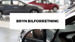 BRYN BILFORRETNING
